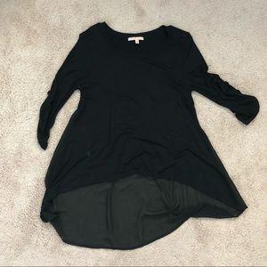 Dillard'sGibson Latimer High Lo Shirt